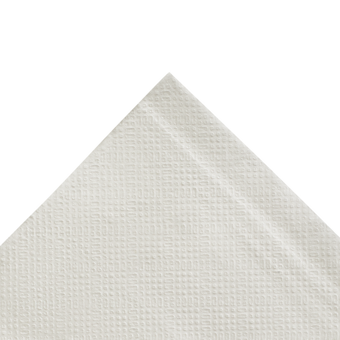 Beverage Napkin White 9 x 9 1 Ply (4,000/cs)
