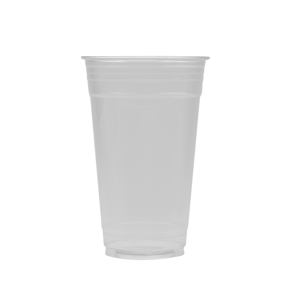 24OZ PET COLD CUPS (98MM) - 600 CT