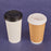 ENCLOSURE LIDS FOR 12OZ ~ 16OZ HOT CUPS BLACK (1,000/CS)