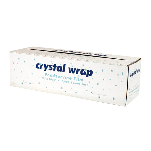 "Crystal Wrap 18""x 2000ft Food Grade"