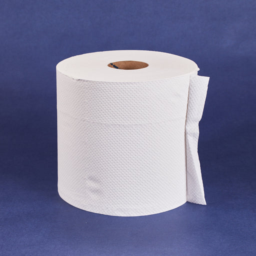 Paper Towel Centerpull White 2Ply (600Sheets/cs)