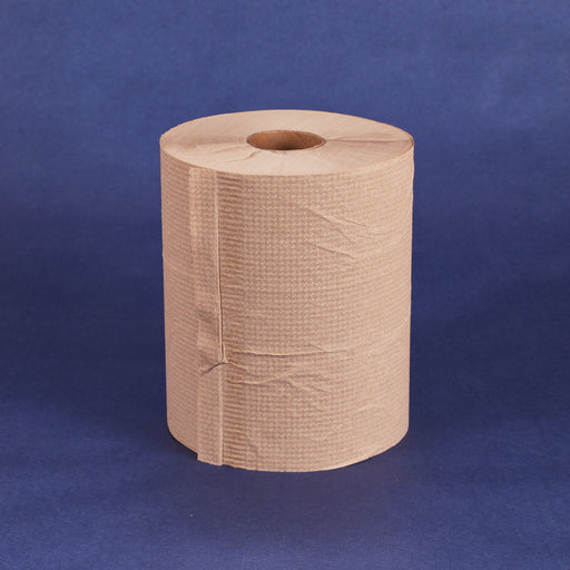 PaperTowel Roll 600ft Kraft (12 Roll/cs)