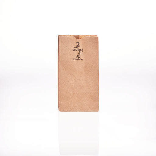 Brown Paper Bag #2 2lb (500bl/cs)