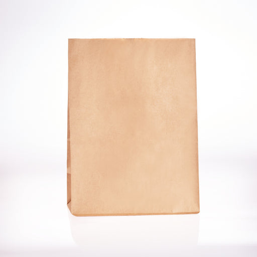 Kraft Paper Bag 12x7x17 (500/cs) 80076