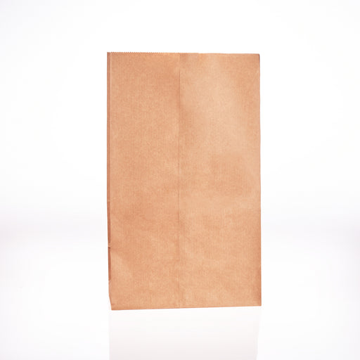 Brown Paper Bag 9.75x6.25x16.375 (500/cs) 81186