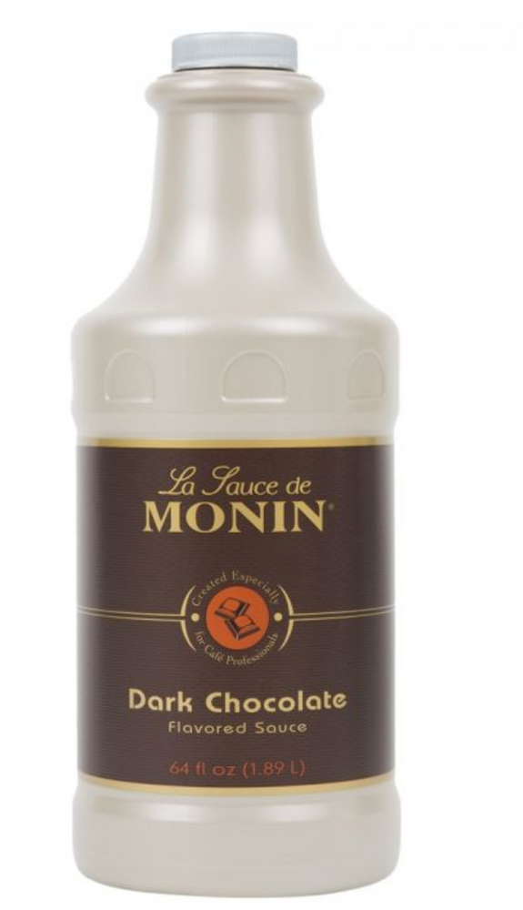Monin DarkChocolateSauce 1.8L