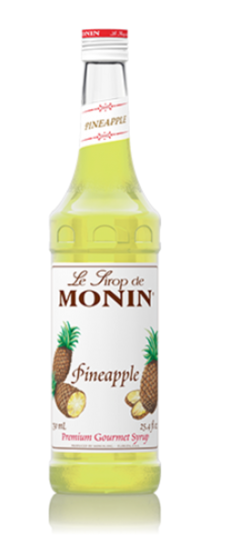 Monin Pineapple Syrup
