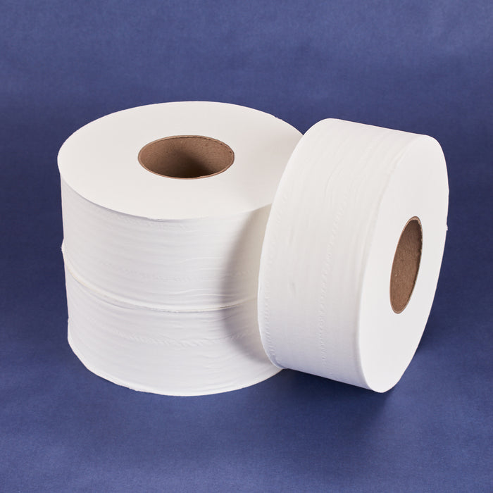 Platinum Jumbo Toilet Tissue 2Ply 1000ft x 12 Roll (37627)