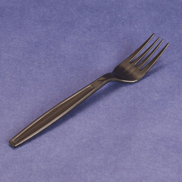 Fork, Extra Heavy Weight/Black (1000/cs)_PP