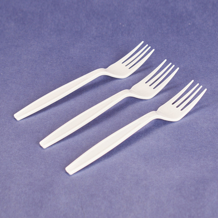 Fork, Extra Heavy Weight/White (1,000/cs)_PP