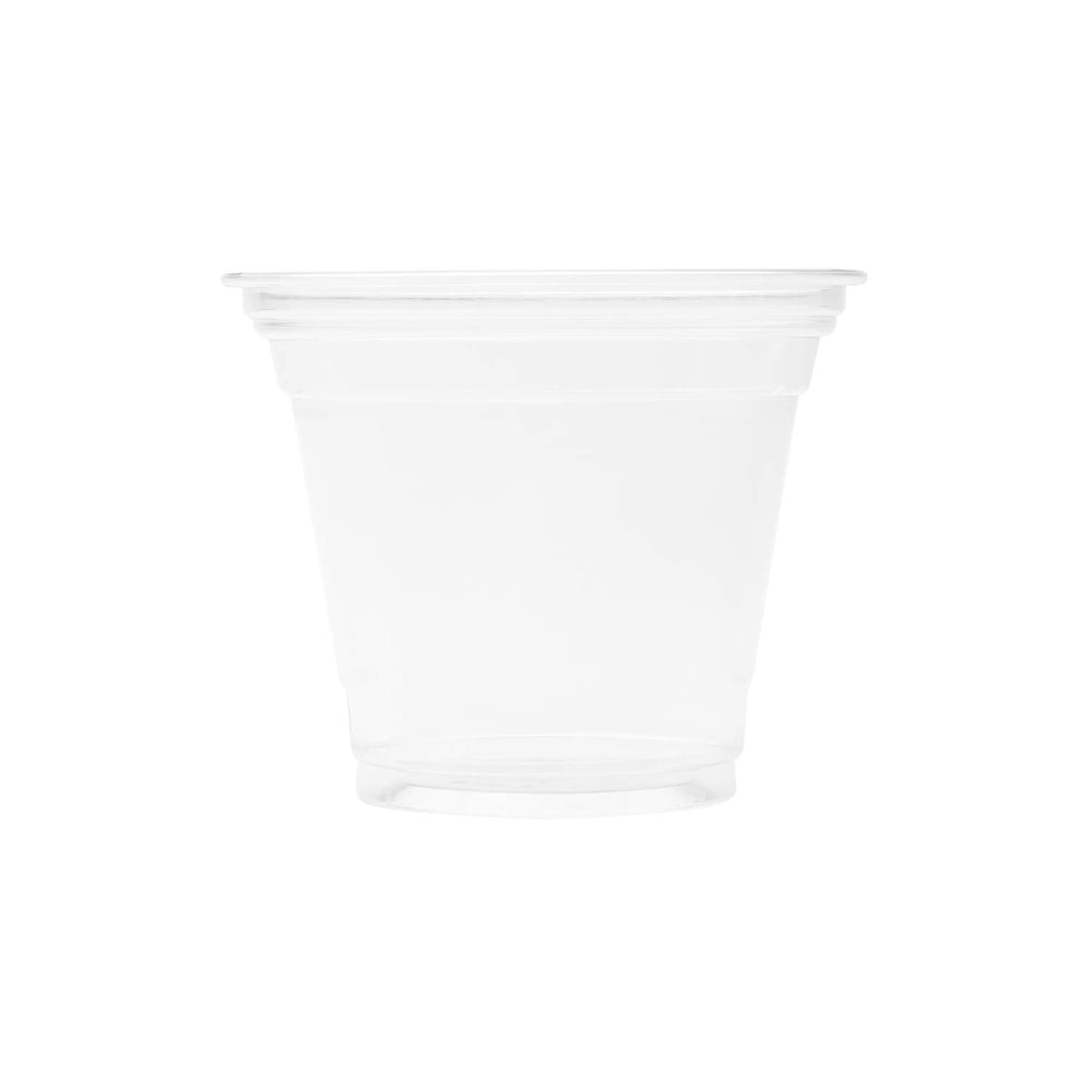 9OZ PET COLD CUPS (92MM) - 1,000 CT