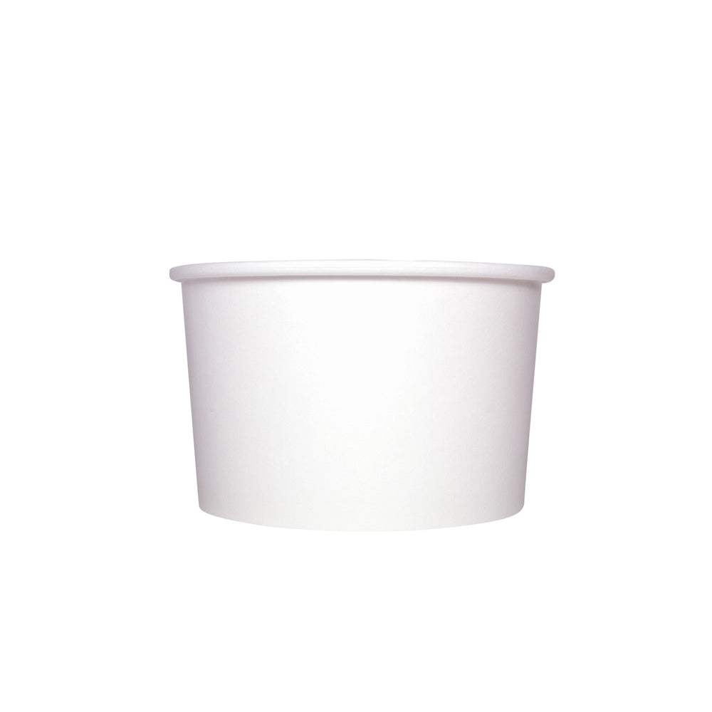 20oz Food Container White