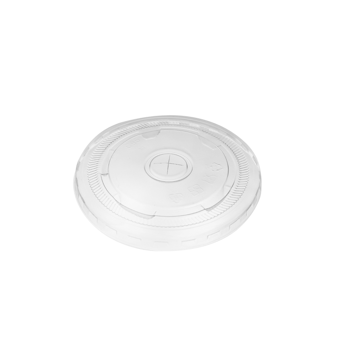 Flat Lid for 290~700cc Translucent PP (95mm)