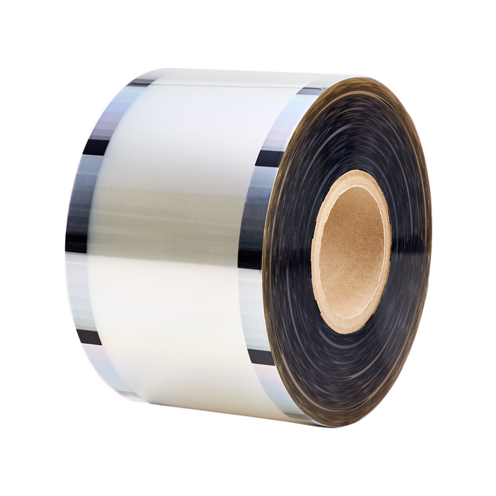 Clear Seal Printed PP Film Roll - (95MM)
