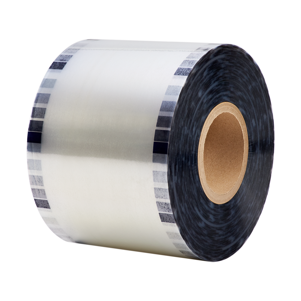 Clear Seal, No Print Film Roll - (120MM)