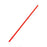 KARAT 5.25'' STIR STRAWS (3MM) - RED - 10,000 CT, C9101 (RED)