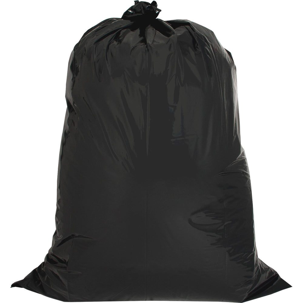 Trash Liner LD Black 40 x 46 x 1.2 mil (45gal) (100/cs)