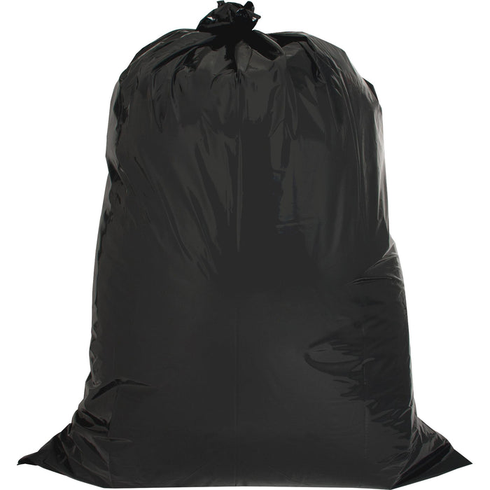 Trash Liner LD Black 36 x 58 x 1.2 mil (55gal) (100/cs)