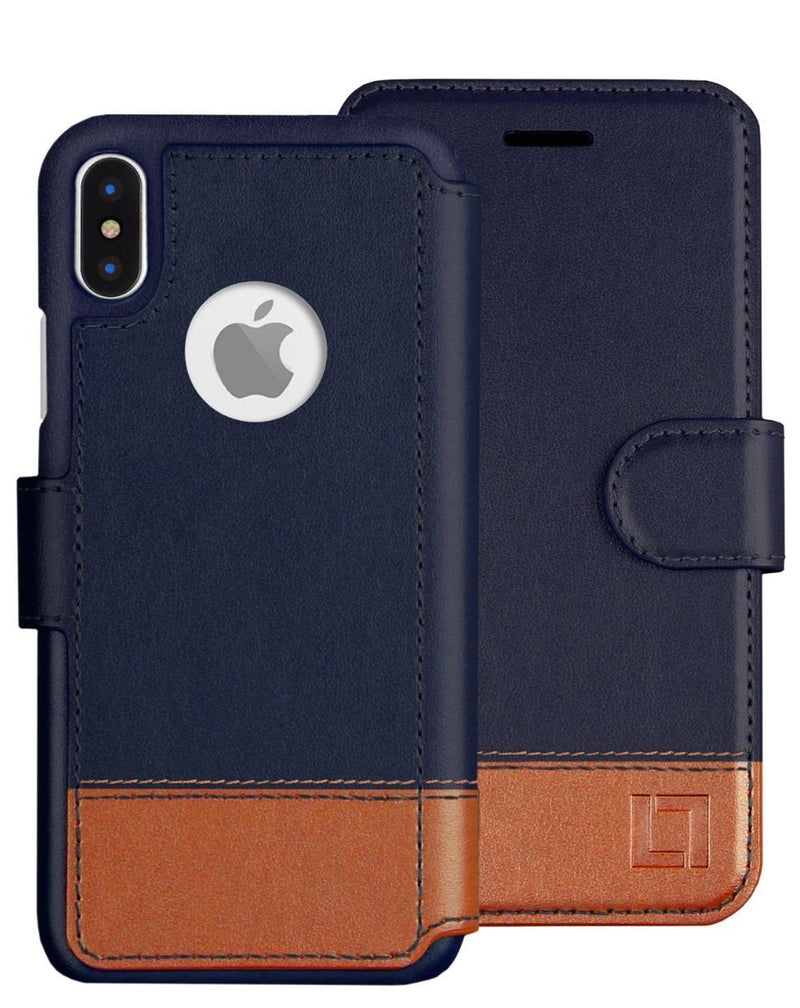 iPhone X/Xs Wallet Case LUPA Legacy Desert Sky