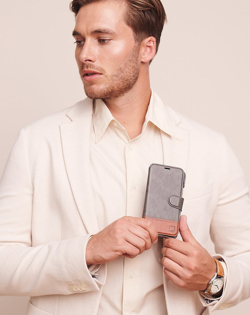 iPhone X/Xs Wallet Case LUPA Legacy