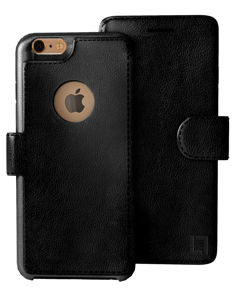 iPhone 6/6s Wallet Case LUPA Legacy Black