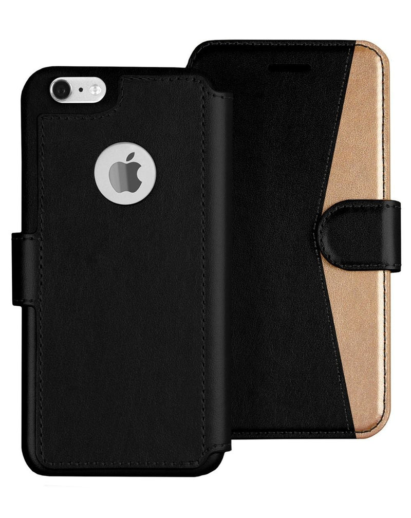 iPhone 6/6s Wallet Case LUPA Legacy Golden Dusk