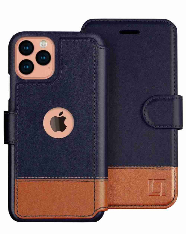 iPhone 11 Pro Max Wallet Case LUPA Legacy Desert Sky