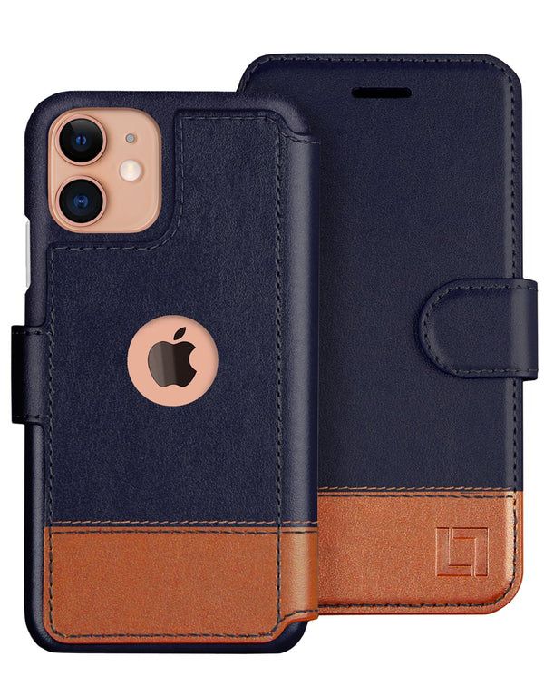 iPhone 11 Wallet Case LUPA Legacy Desert Sky