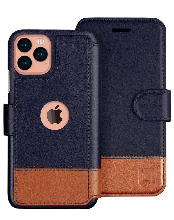 iPhone 12 Pro Wallet Case Lupa Legacy Desert Sky