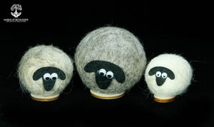 Sheep-100% Sheep's Wool