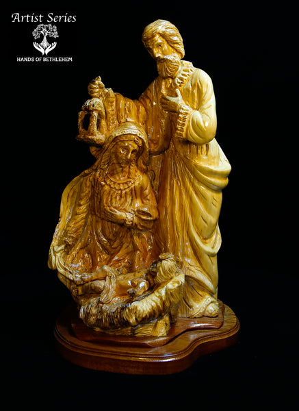 ARTIST SERIES-Holy Family Adoration