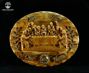 God Bless Our Home, Last Supper Small