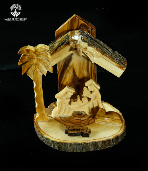 Nativity-Miniature Rustic