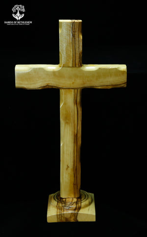 Cross with Optional Stand
