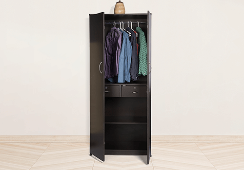 Engineered Wood Wardrobe