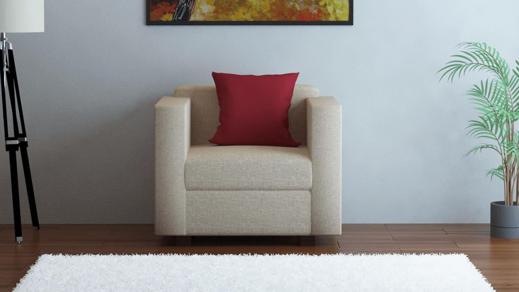 Sofa Fabric 1 seater