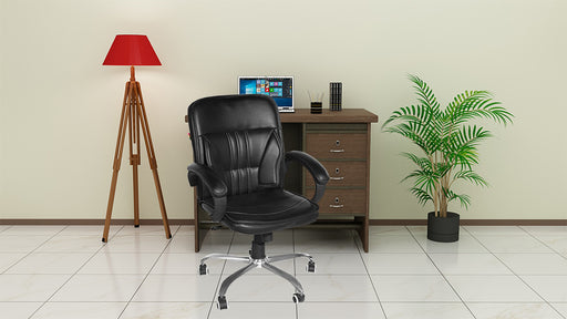 High Back Executive Chair-Black