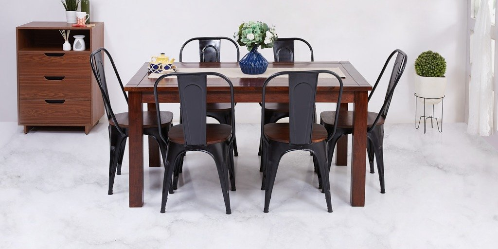 Poise 6 Seater Dining Set