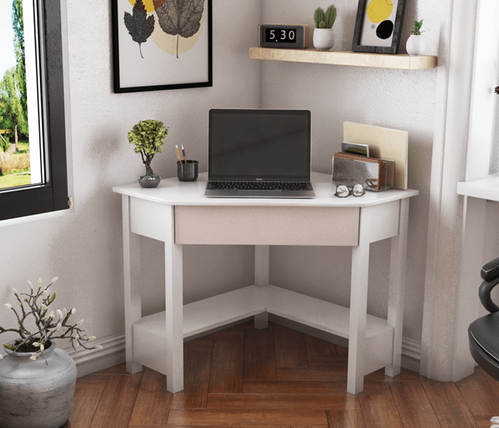 Executive Study Table with Drawer