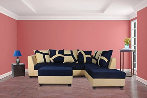 Brand New Plus Pulsation 5 Seater Sofa Cream