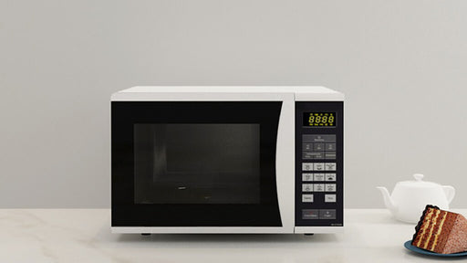 Microwave with Convection Grill
