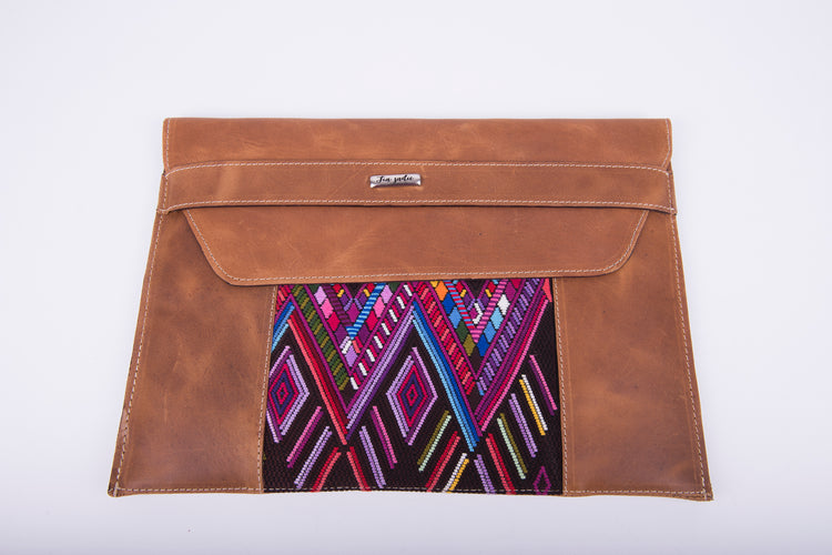 Huipil Laptop Case no. 0001