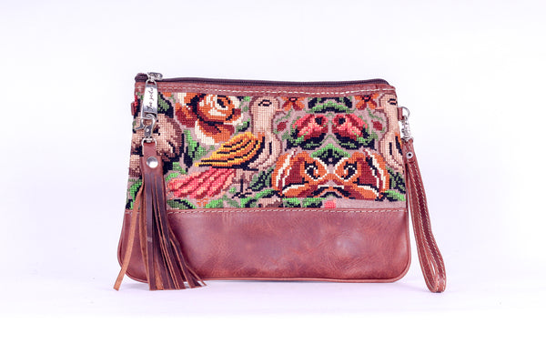 Convertible Clutch no.0074 - Tia Sadie