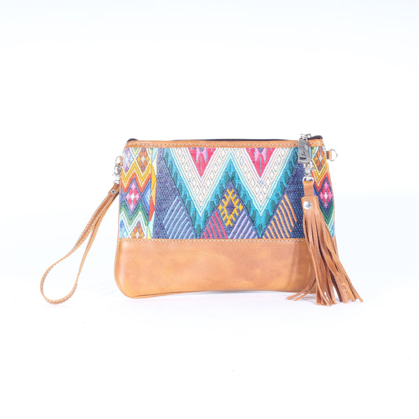 Convertible Clutch no.0086 - Tia Sadie