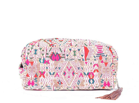 Toiletry Tote no. 0073 - Tia Sadie