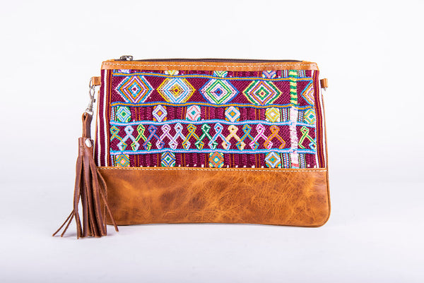 Convertible Clutch no.0027 - Tia Sadie