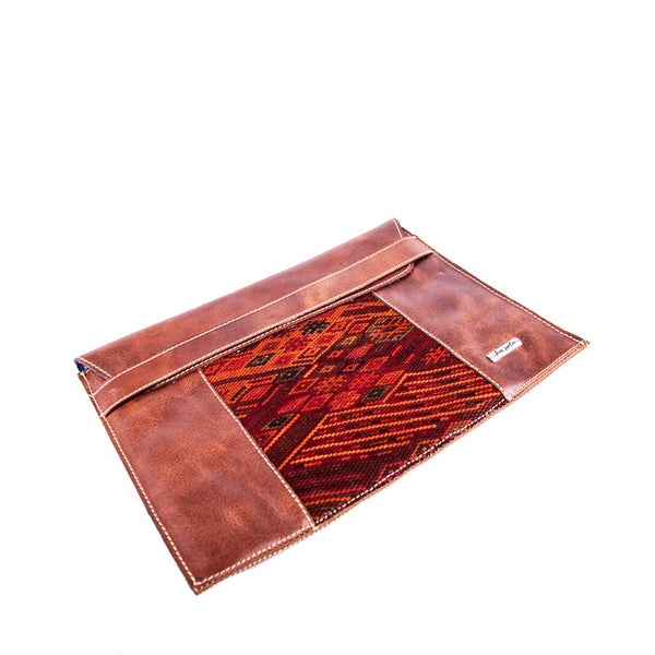 Huipil Laptop Case no. 0019 - Tia Sadie
