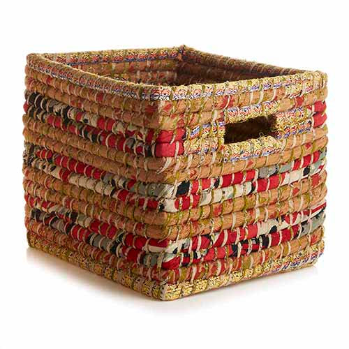 Chindi Wrap Basket - Large (Local Pickup/Local Delivery Only*)