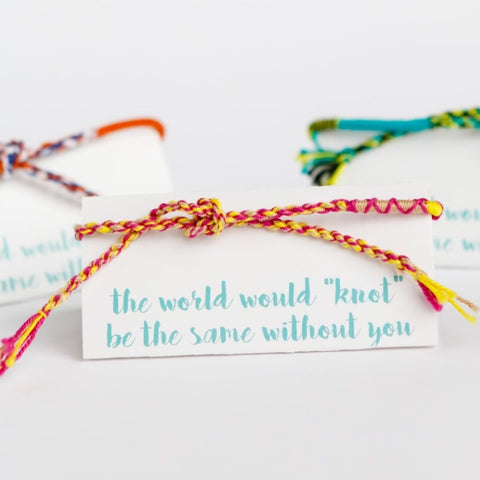 Fair Trade Friendship Bracelet