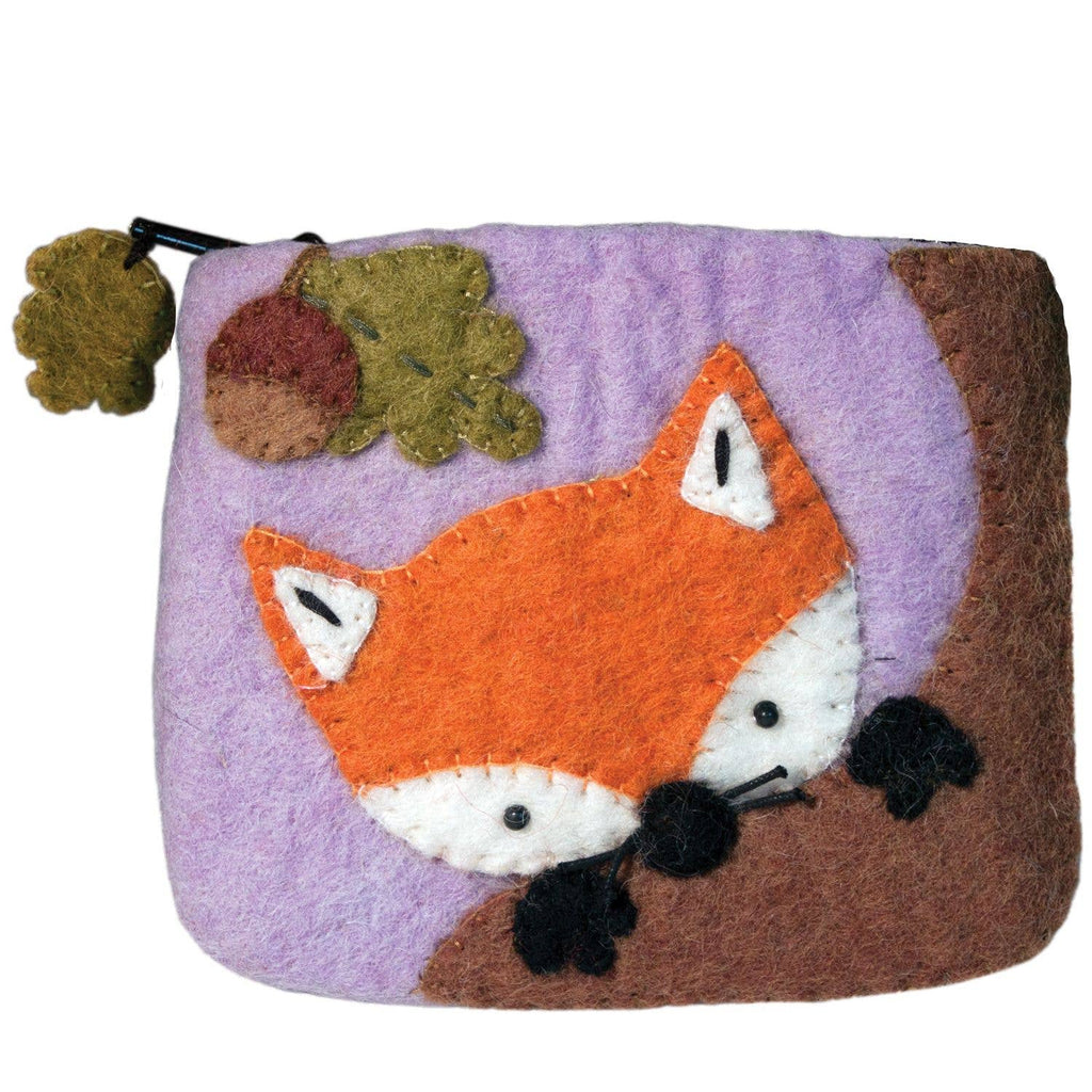 Baby Fox Coin Purse